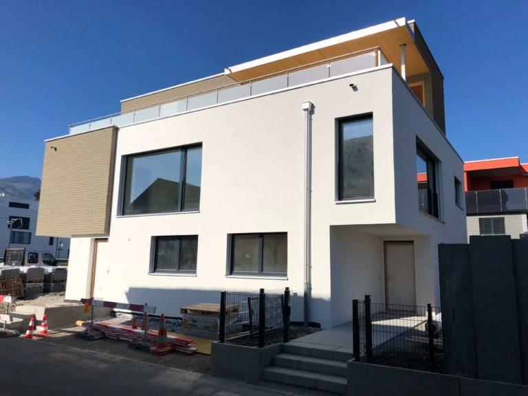 Neubau EFH in Altstätten SG